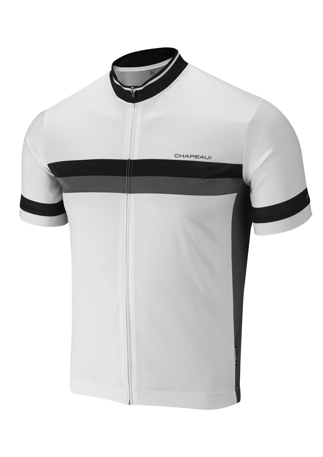 Chapeau Tempo Short Sleeved Jersey White relaxed fit £19.99 961f059ff